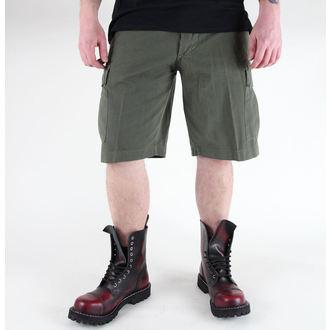 Herren Shorts   MIL-TEC - US Bermuda - Prewash Oliv - 11402001