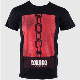 Herren T-Shirt DJANGO - Poster - PE10036