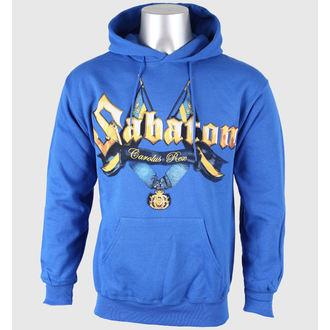 Herren Hoodie  Sabaton - Carolus Rex - Blue - NUCLEAR BLAST, NUCLEAR BLAST, Sabaton