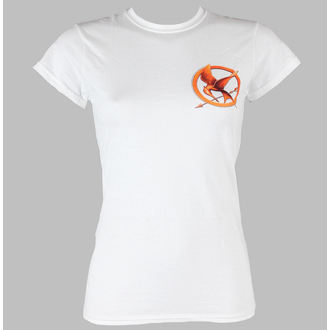 Damen T-Shirt  Hunger Games - Mocking Jay Pin - LIVE NATION, LIVE NATION