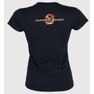 Damen T-Shirt  Hunger Games - Gale On Sheet - LIVE NATION, LIVE NATION