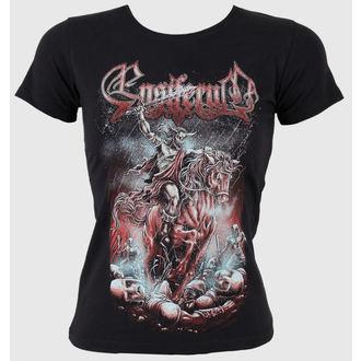 Damen T-Shirt  Ensiferum - Skeleton Horseman - NUCLEAR BLAST, NUCLEAR BLAST, Ensiferum