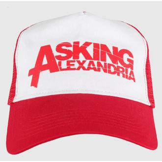 Basecap Asking Alexandira - Logo - PLASTIC HEAD, PLASTIC HEAD, Asking Alexandria