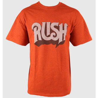 Herren T-Shirt Rush - Vintage Logo - PLASTIC HEAD, PLASTIC HEAD, Rush