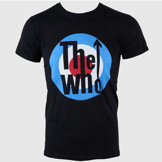 Herren T-Shirt Who - Classic Target - PLASTIC HEAD, PLASTIC HEAD, Who