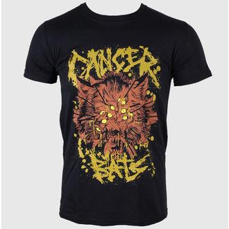 Herren T-Shirt Cancer Bats - Gnar Wolf - PLASTIC HEAD - PH7367