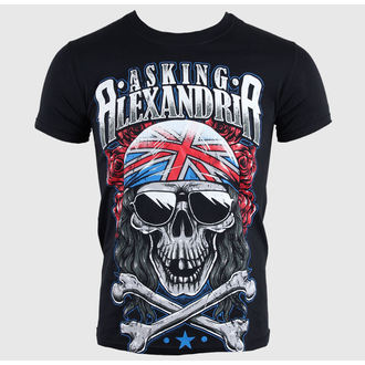 Herren T-Shirt Asking Alexandria - Grayskull - PLASTIC HEAD