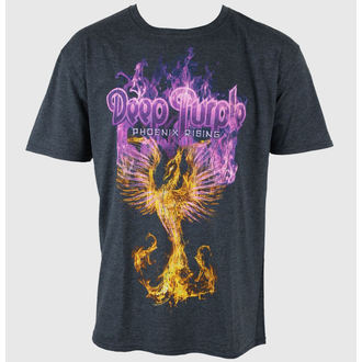 Herren T-Shirt Deep Purple - Phoenix Rising - PLASTIC HEAD, PLASTIC HEAD, Deep Purple
