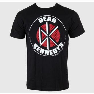 Herren T-Shirt Dead Kennedys - Brick Logo - Black - IMPACT, IMPACT, Dead Kennedys