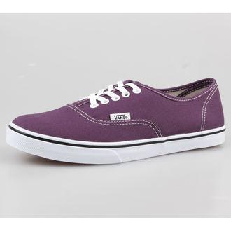 Schuhe VANS - Authentic - Sweet Grape/True White, VANS
