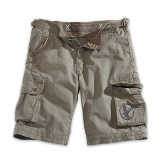 Herren Shorts   SURPLUS - Xylontum - Olive Gewas, SURPLUS