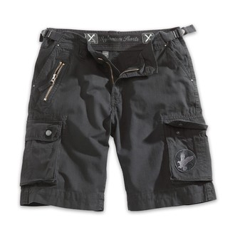 Herren Shorts   SURPLUS - Xylontum - Black, SURPLUS