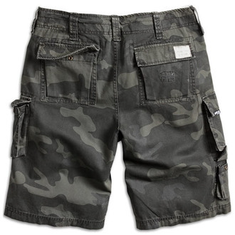 Herren Shorts   SURPLUS - Trooper - Black Camo, SURPLUS