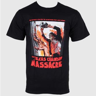 Herren T-Shirt Texas Chainsaw Massacre - What Happened is True! - Black - IMPACT, IMPACT