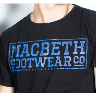 Herren T-Shirt MACBETH - Embossed, MACBETH