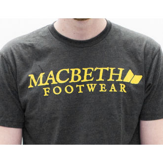Herren T-Shirt MACBETH - Vintage Logo, MACBETH