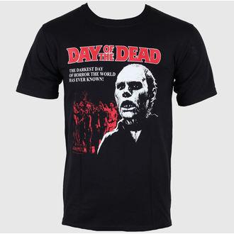 Herren T-Shirt Day of the Dead - Darkest Day of Horror - Black - IMPACT