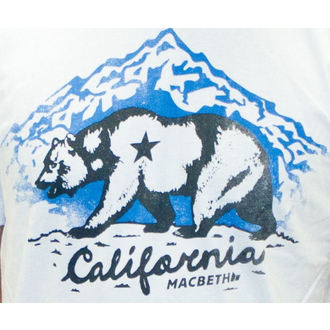 Herren T-Shirt MACBETH - California, MACBETH