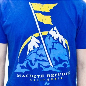 Herren T-Shirt MACBETH - Republic, MACBETH
