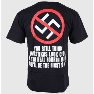 Herren T-Shirt Napalm Death - Nazi Punks Fuck Off - JSR, Just Say Rock, Napalm Death