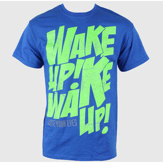 Herren T-Shirt Close Your Eyes - Wake Up - VICTORY, VICTORY RECORDS, Close Your Eyes