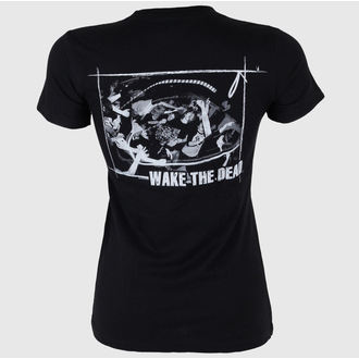 Damen T-Shirt  Comeback Kid - Wade The Dead - Baby Doll - VICTORY, VICTORY RECORDS, Comeback Kid
