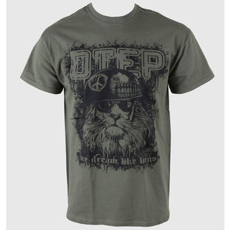 Herren T-Shirt Otep - We Dream Like Lions - VICTORY, VICTORY RECORDS, Otep