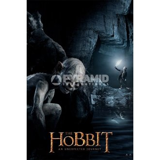 Poster The Hobbit - Gollum - Pyramid Posters, PYRAMID POSTERS