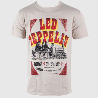 Herren T-Shirt Led Zeppelin - Earls Court Tickets - LIVE NATION, LIVE NATION, Led Zeppelin
