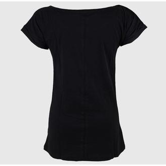 Damen T-Shirt Jack Daniels - Classic Logo - schwarz - Bioworld, JACK DANIELS