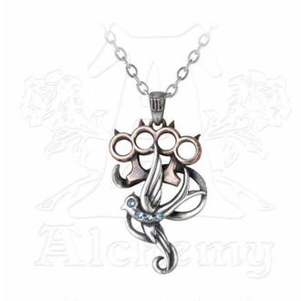 Halskette Swallow Duster - Alchemy Gothic, ALCHEMY GOTHIC