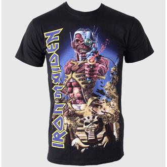 Herren T-Shirt Iron Maiden - Somewhere In Time - 25MB05, ROCK OFF, Iron Maiden