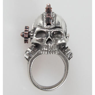 Ring Steamhead - Alchemy Gothic - R186
