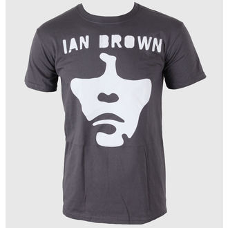 Herren T-Shirt Ian Brown - Face - LIVE NATION, LIVE NATION, Ian Brown