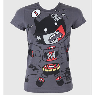 Damen T-Shirt  COSMIC - Zero Or Hero, COSMIC