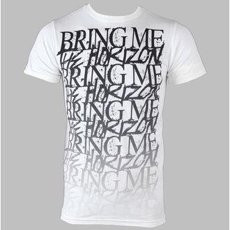 Herren T-Shirt Bring Me The Horizon - Stacked - BRAVADO USA, BRAVADO, Bring Me The Horizon