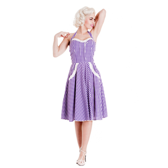 Damen Kleid  HELL BUNNY - Charlotte - Lavndr, HELL BUNNY