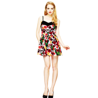 Damen Kleid  HELL BUNNY - Cancun - 4175