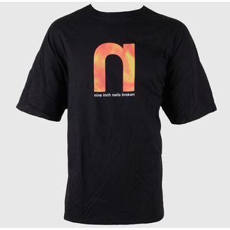 Herren T-Shirt Nine Inch Nails - Broken Backwards - BRAVADO USA, BRAVADO, Nine Inch Nails