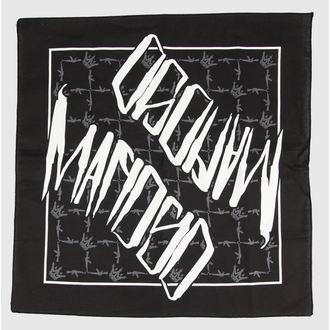 Halstuch MAFIOSO - Tag - schwarz, MAFIOSO