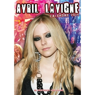Kalender 2014, Avril Lavigne