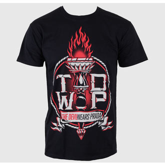Herren T-Shirt Devil Wears Prada - Torch Black - LIVE NATION, LIVE NATION, Devil Wears Prada