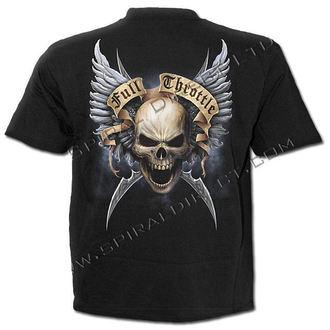 Herren T-Shirt SPIRAL - Shut Up And Ride - TR343600