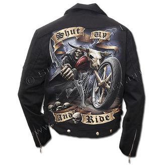 Herren Jacke SPIRAL - Shut Up And Ride