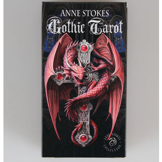 Tarot Karten Anne Stokes, ANNE STOKES