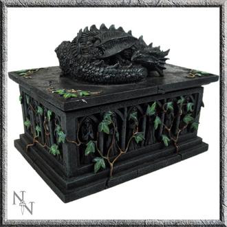 BOX (Dekoration) Dragon Tarot Card, NNM