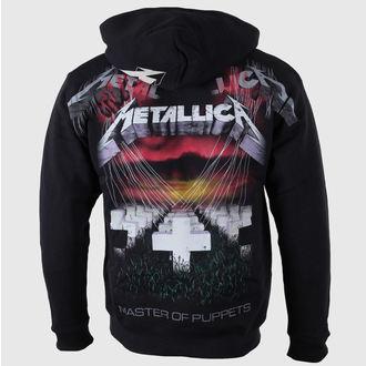 Herren Hoodie Metallica - Master of Puppets - Black - LIVE NATION, Metallica
