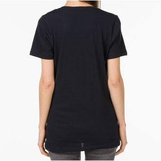 Damen T-Shirt VANS  - G Distressed America - schwarz, VANS