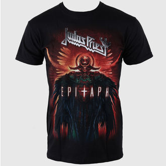 Herren T-Shirt Judas Priest - Epitaph Jumbo - JPTEE08MB, ROCK OFF, Judas Priest