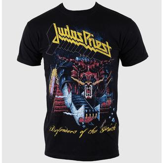 Herren T-Shirt Judas Priest - Defender Of Faith - EMI, ROCK OFF, Judas Priest